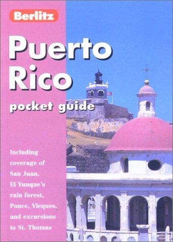 Puerto Rico (Berlitz Pocket Guides)