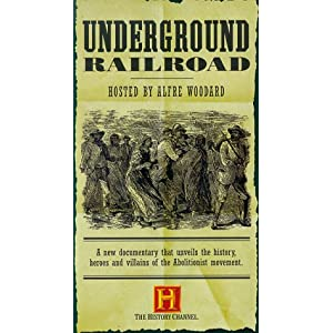 Underground Railroad (History Channel) [VHS]