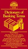 Dictionary of Banking Terms (Barron