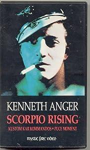Kenneth Anger Magick Lantern Cycle - Volume 3 - Scorpio Rising / Kustom Kar Kommandos / Puce Moment [VHS]