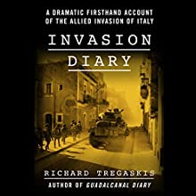 Invasion Diary Audiobook by Richard Tregaskis Narrated by Pat Grimes