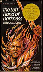 an analysis of the left hand of darkness a novel by ursula leguin Supersummary, a modern alternative to sparknotes and cliffsnotes, offers  the left hand of darkness is a 1969 science fiction novel by ursula k le guin.
