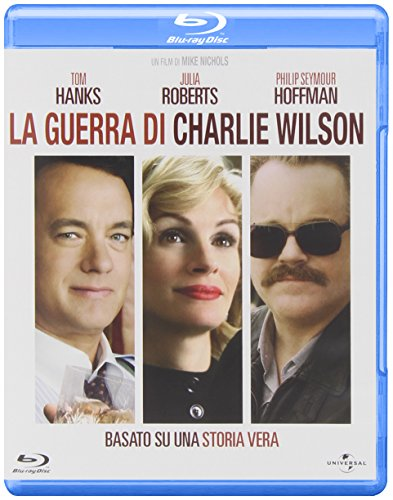 La guerra di Charlie Wilson [Blu-ray] [IT Import]
