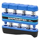 Gripmaster Medium Tension Hand & Finger Exerciser - Red 7lbby Gripmaster Hand Exerciser
