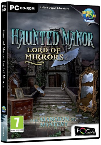 Haunted Manor: Lord of Mirrors (PC CD) [Edizione: Regno Unito]