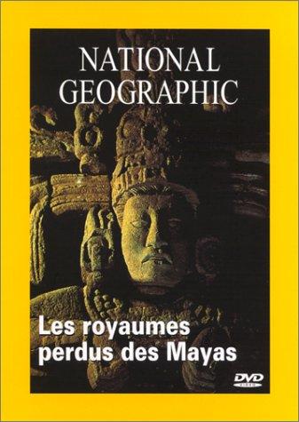 National Geographic - Les Royaumes perdus des Mayas affiche