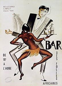 Amazon.com: Art Deco Vintage Advertising Poster