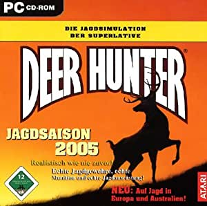 Deer Hunter 2005 (Software Pyramide)