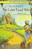 The Cabin Faced West (0140322566) by Fritz, Jean