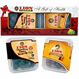 Festival Season Special Pack Lion Delicacy Dates 250gms & Desert King Dates 250gms