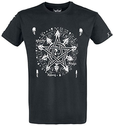 Alchemy England Chaosgram T-Shirt nero M