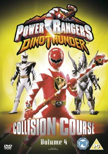 Power Rangers - Dino Thunder - Collision Course [DVD]
