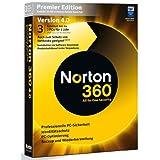 "NORTON 360 PREMIER EDITION v4.0 3 PCsvon ""Symantec"""