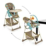 Hauck Sit'n Relax Baby's Highchair Winnie the Pooh Spring in the Wood Design Beige