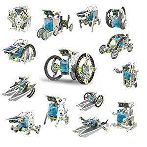 Robot da costruire per ragazzi