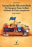 echange, troc Emonts F - Méthode Européenne Volume 1 - Piano