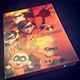 THE INCREDIBLES (Blu-ray Steelbook) [KimchiDVD Exclusive LENTICULAR B1 SLIP BOX Region-Free; Kimchi]