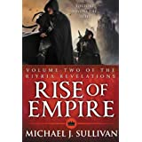 Rise of Empire (Riyria Revelations) ~ Michael J. Sullivan