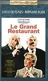 echange, troc Le Grand restaurant [VHS]