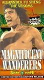 echange, troc Magnificent Wanderers [VHS] [Import USA]
