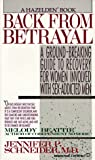 img - for Back from Betrayal: Recovering from His Affairs book / textbook / text book