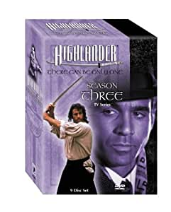 Highlander The Series - Season 3
