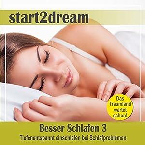 Besser Schlafen 3 (Phantasiereise) Hörbuch