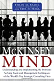 img - for The McKinsey Mind: Understanding and Implementing the Problem-Solving Tools and Management Techniques of the World's Top Strategic Consulting Firm book / textbook / text book