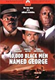 Cover art for  10,000 Black Men Named George