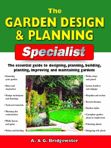 The Garden Design and Planning Specialist (Specialist Series)