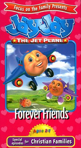 Jay Jay the Jet Plane - Forever Friends [VHS]