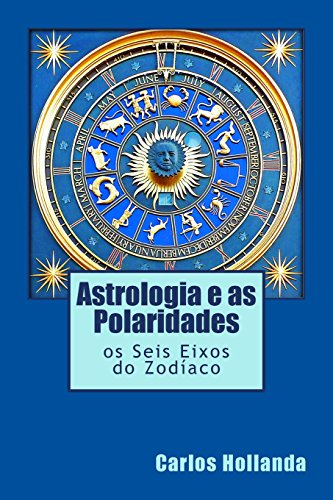 Astrologia e as Polaridades: os Seis Eixos do Zodíaco