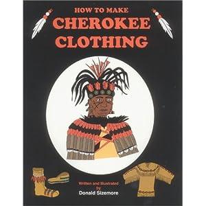 making cherokee hunting book