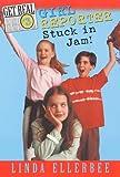 Get Real #3: Girl Reporter Stuck in Jam (0060282479) by Ellerbee, Linda