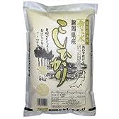 無洗米 新潟産 コシヒカリ 5kg 平成27年度産