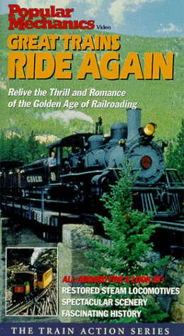Great Trains Ride Again [VHS]