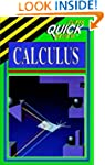 CliffsQuickReview Calculus