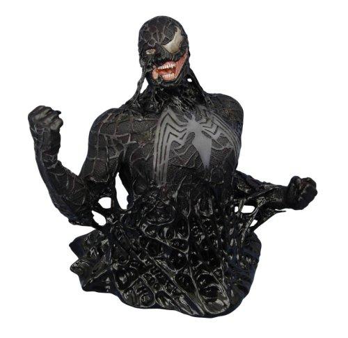 Marvel Spiderman 3 Venom Bust (transforming Variant) Picture