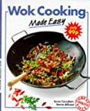 img - for Wok Cooking Made Easy book / textbook / text book