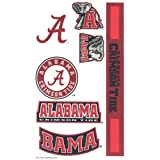 Alabama Temporary Tattoos at Amazon.com