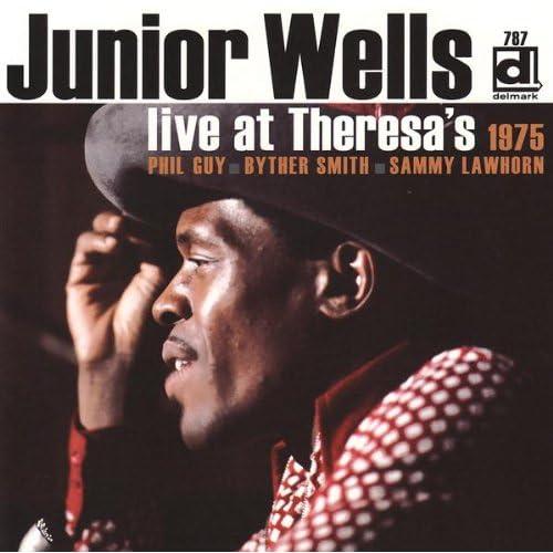 Junior Wells - Live at Theresa's