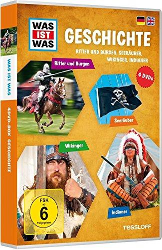 was-ist-was-geschichte-ritter-und-burgen-seerauber-wikinger-indianer-4-dvds