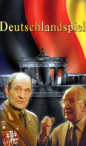 Deutschlandspiel Teil 1+2 [VHS]