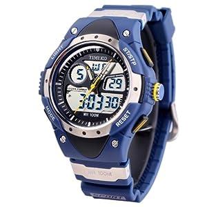Time100 Multifunktion-Sport-Analog-Digital-Traucheruhr W40013M.03A
