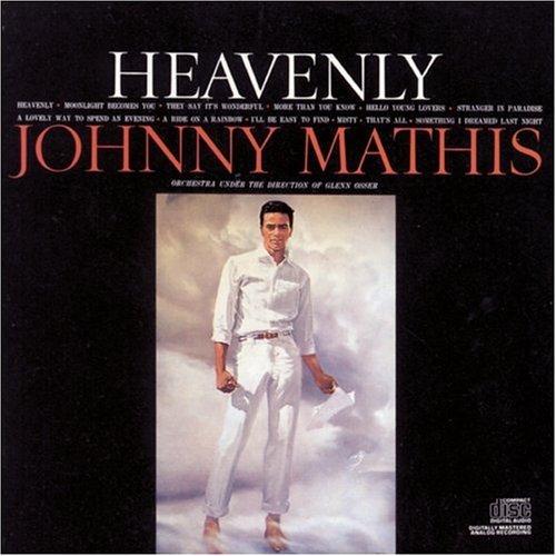 FS: Custom Remaster of Johnny Mathis - Heavenly (LP + CD ...