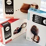 Baru Belgian Marshmallows - Dark Chocolate with Sea Salt and Caramel (4.23 ounce)