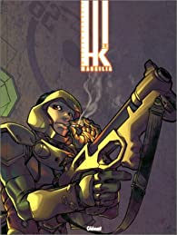 Hk, n�5 : massilia par Kevin H�rault