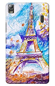 iessential love Designer Printed Back Case Cover for Lenovo K3 Note