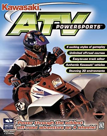 Kawasaki ATV Powersports (Jewel Case)