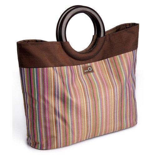 "della Q Lena Knitting Bags (14.5"" L x 10"" H x 4"" W) 305-1 from della Q"